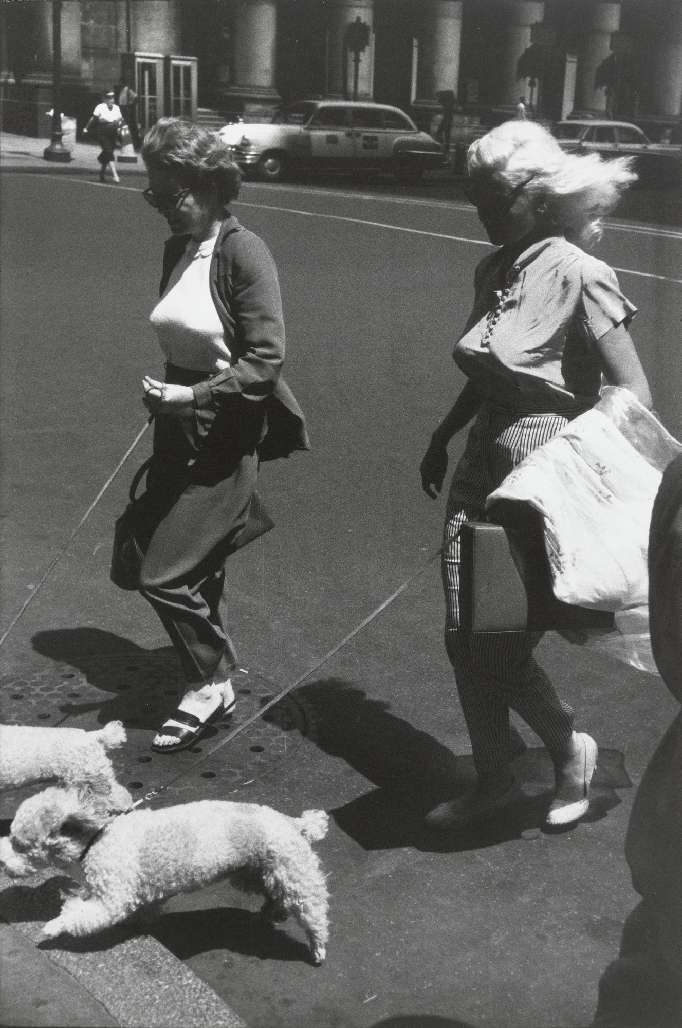 Garry Winogrand. Untitled from Women are Beautiful. 1950s