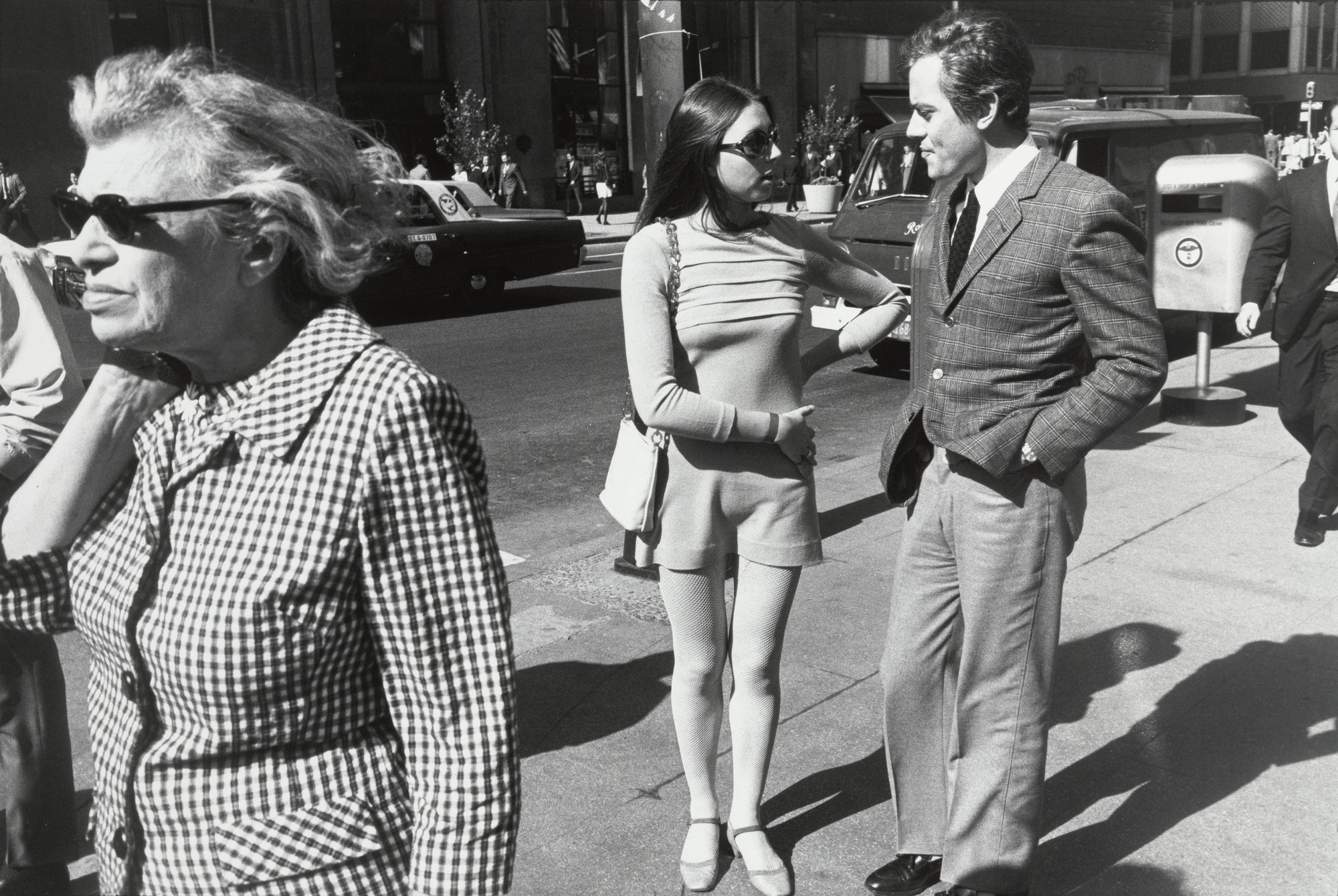 Garry Winogrand. Untitled from Women are Beautiful. 1968