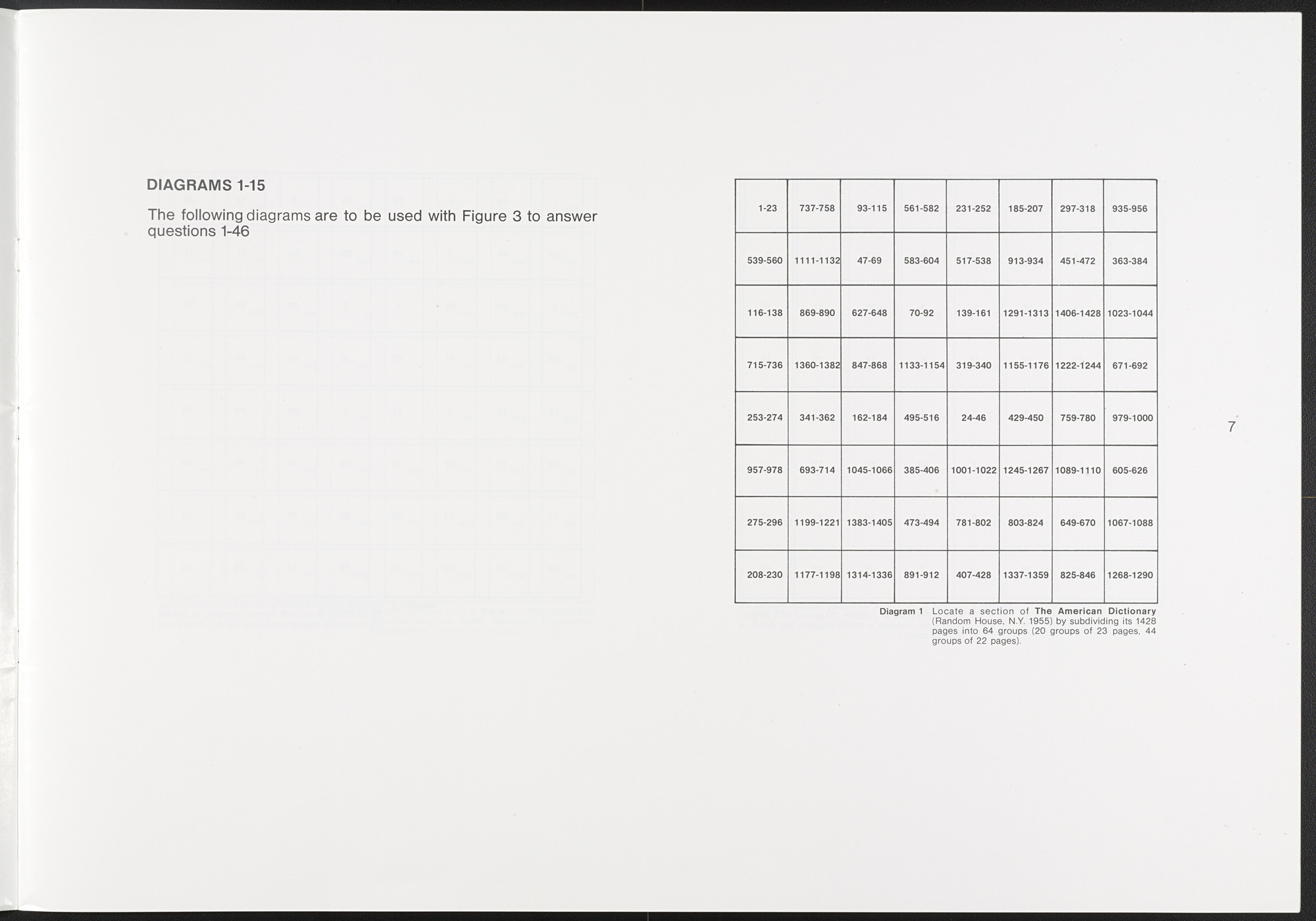 John Cage. Not Wanting to say anything about Marcel (with Plexigram II). 1969