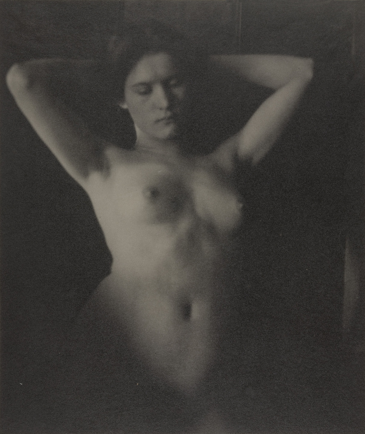 Clarence H. White. Torso. 1906