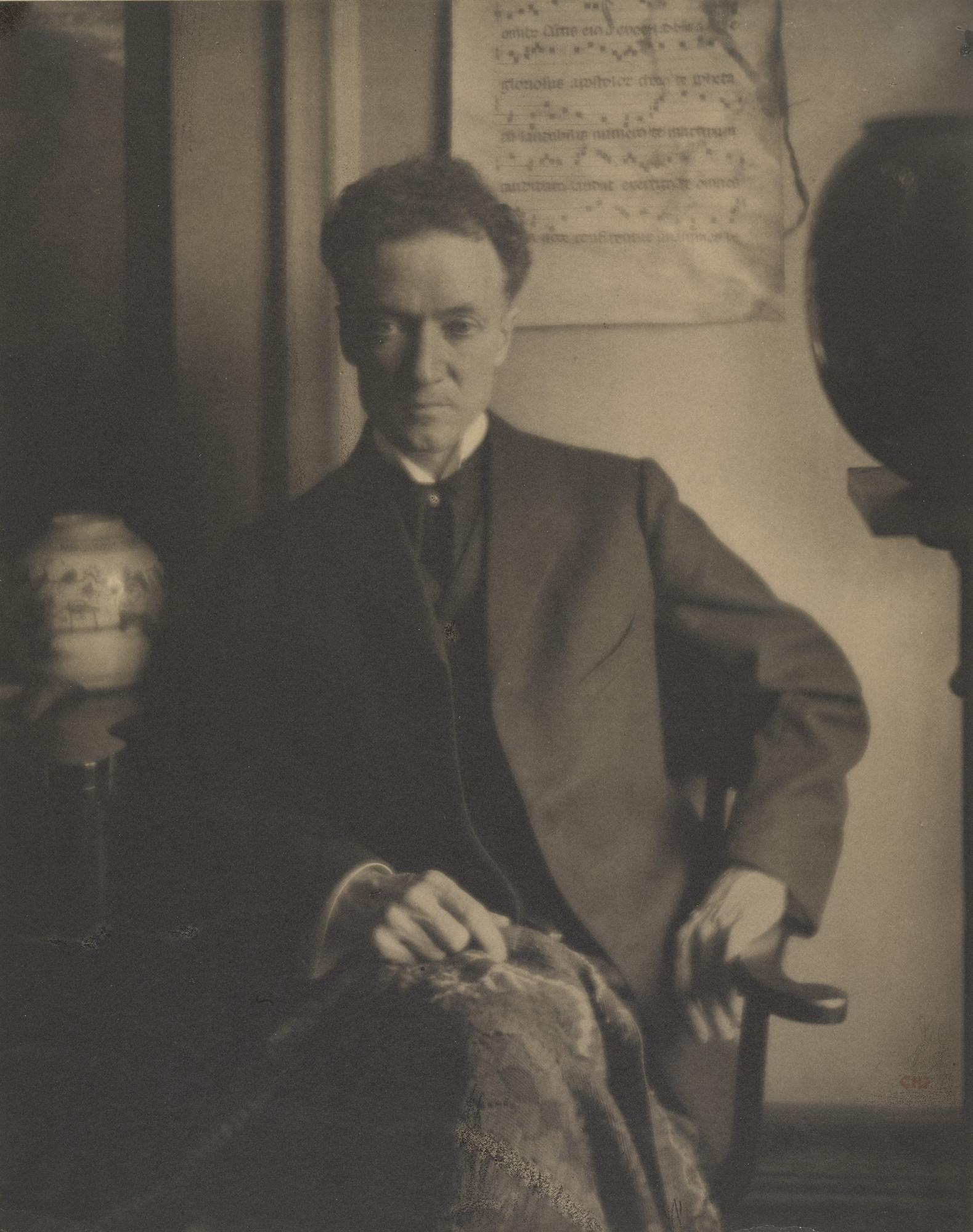Clarence H. White. John Arthur Mooney, Photographer. c. 1908