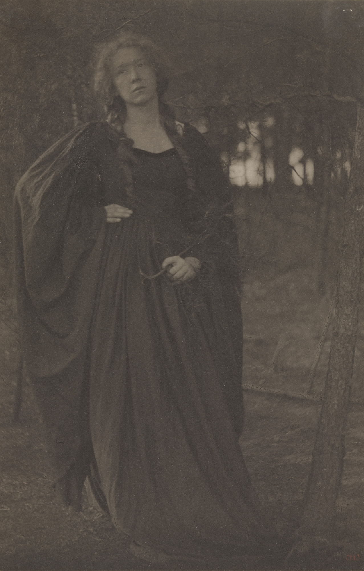 Clarence H. White. Untitled. c. 1900