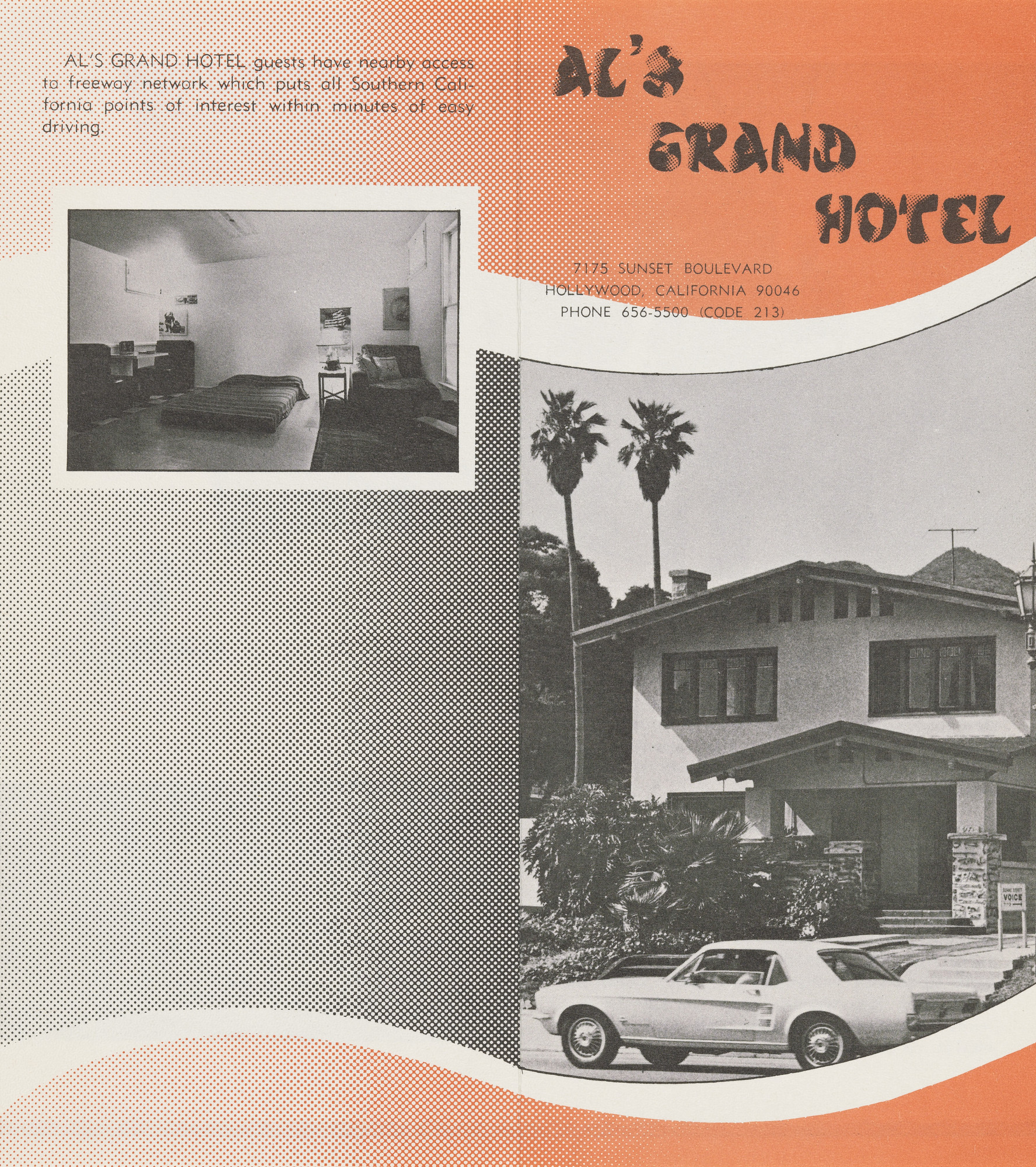 Allen Ruppersberg Al S Grand Hotel 1971 Moma