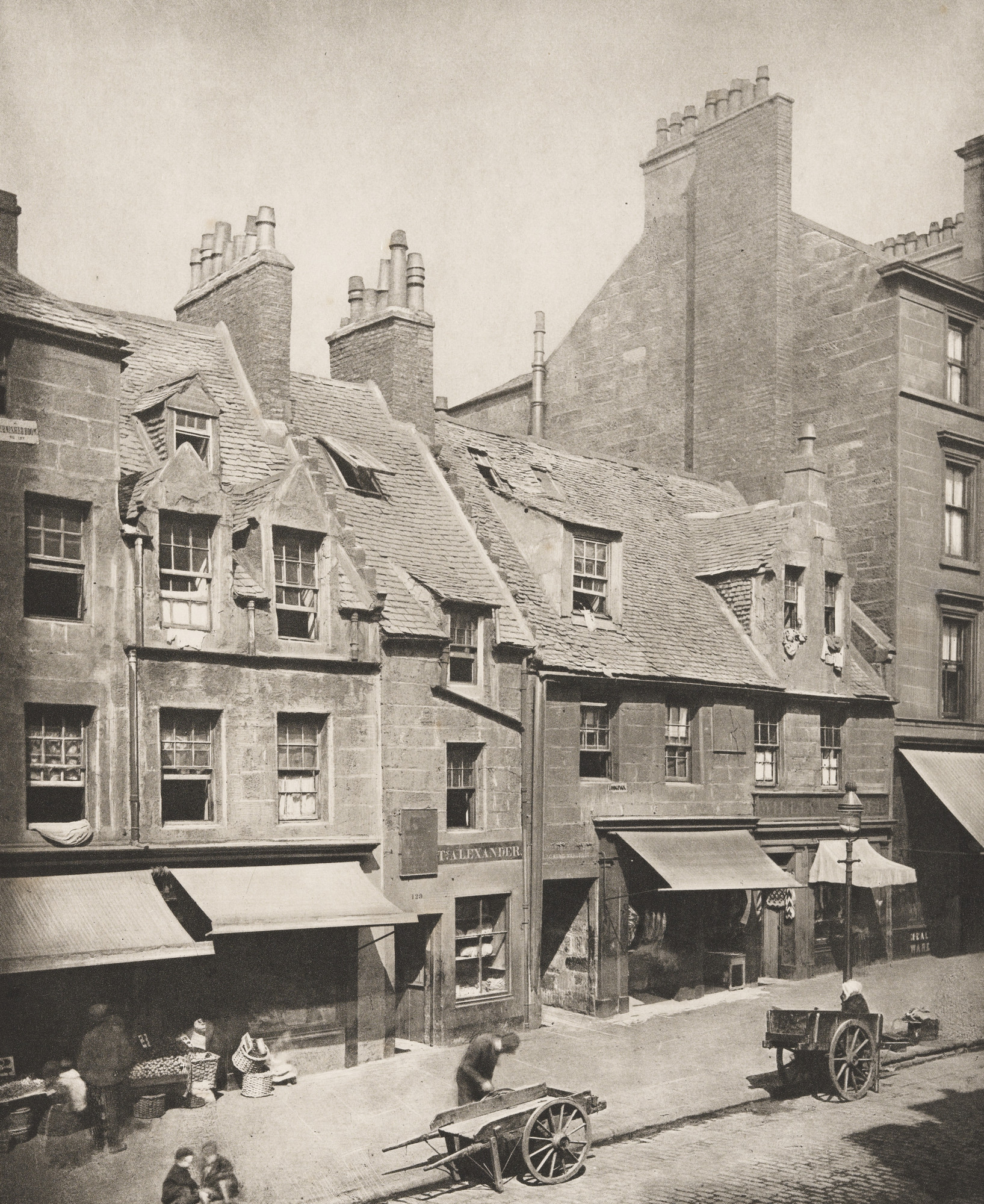 Thomas Annan. Gallowgate. 1868
