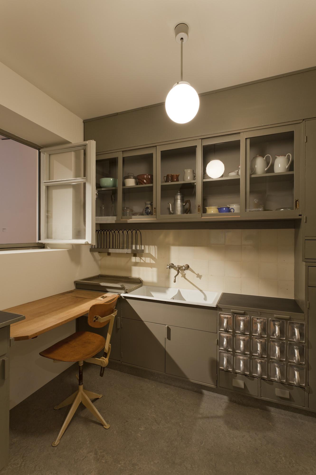 Grete Lihotzky Frankfurt Kitchen From The Ginnheim Hohenblick Housing Estate Frankfurt Am Main Germany 1926 1927 Moma