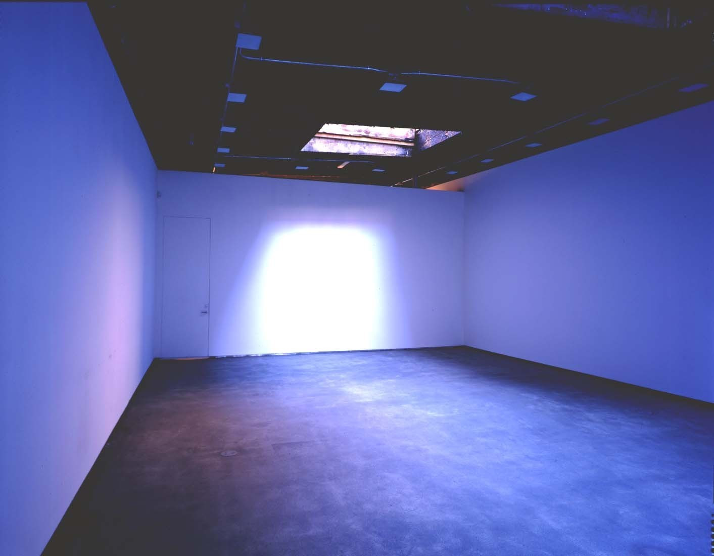 Martin Creed. Work No. 227, The Lights Going On And Off. 2000