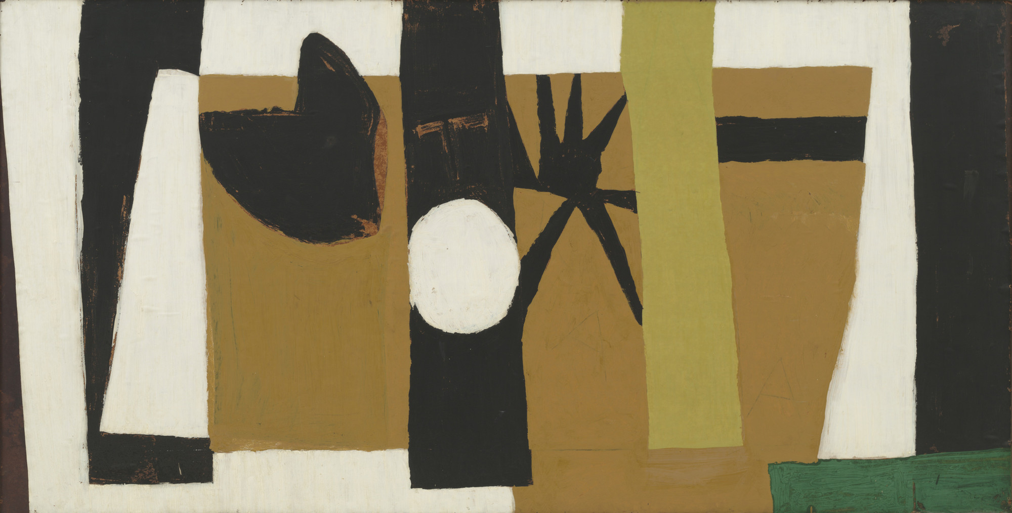 Robert Motherwell. The Voyage. 1949