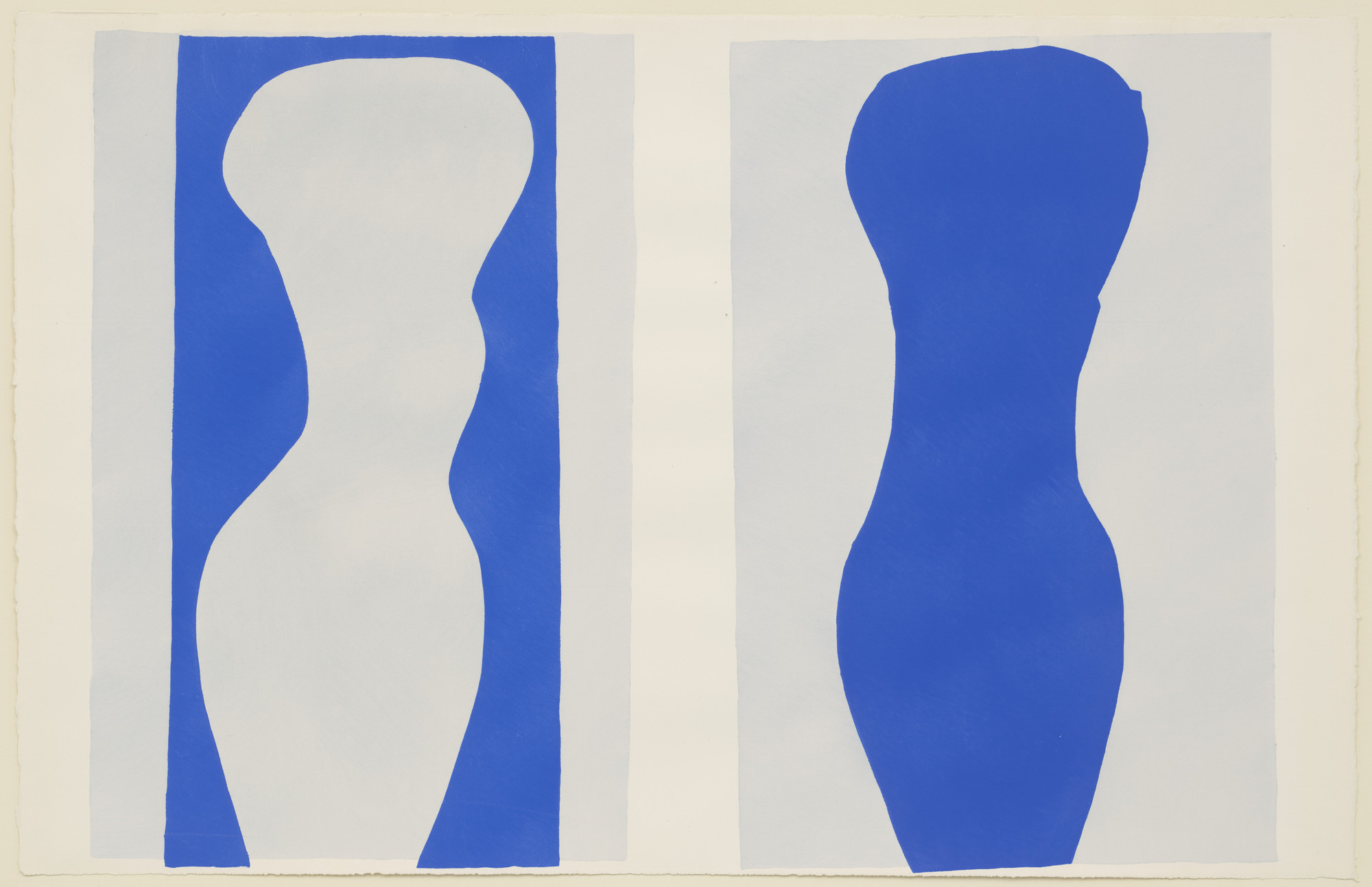 Henri Matisse. Forms (Formes) from Jazz. 1947