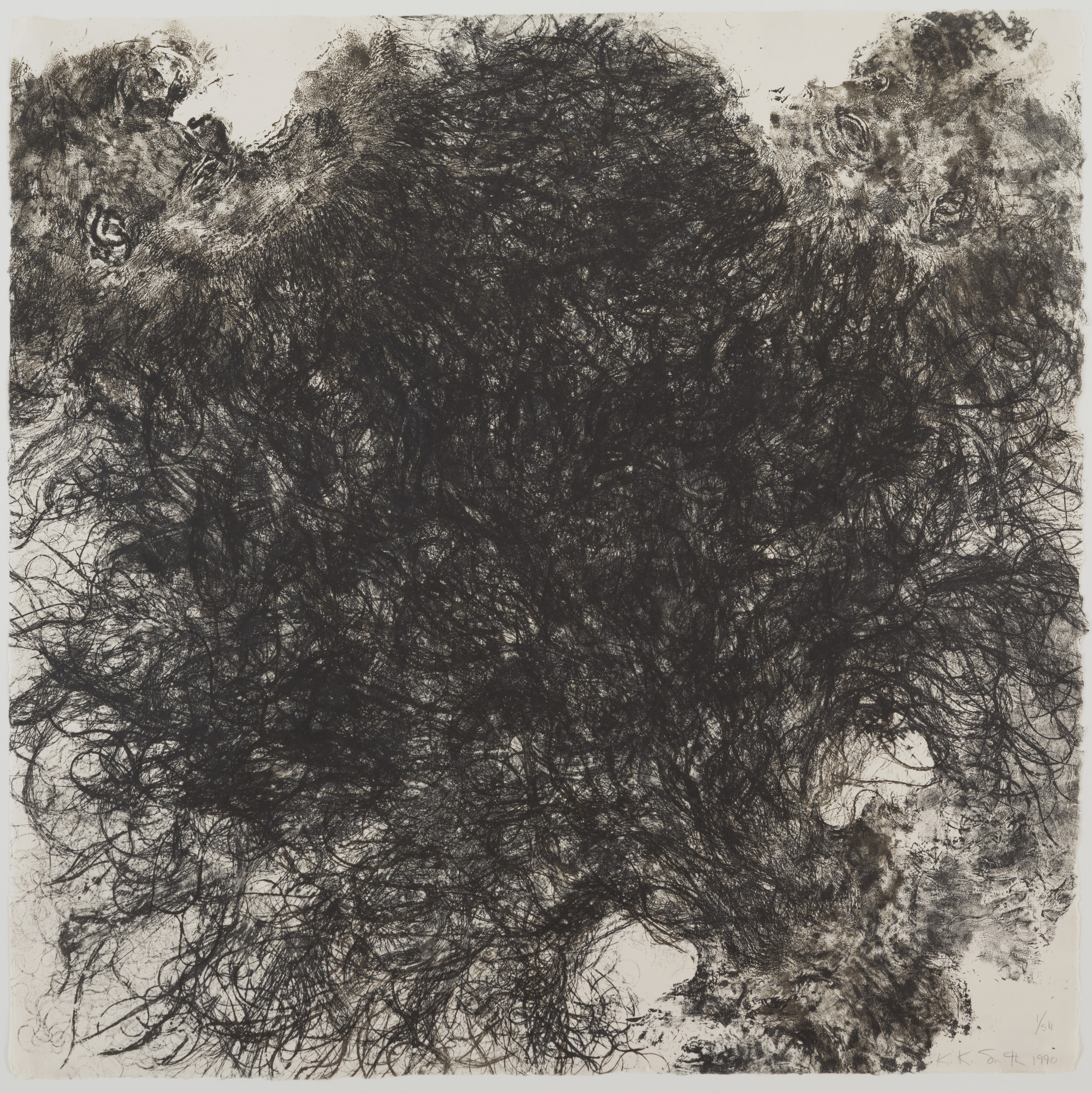 Kiki Smith. Untitled. 1990