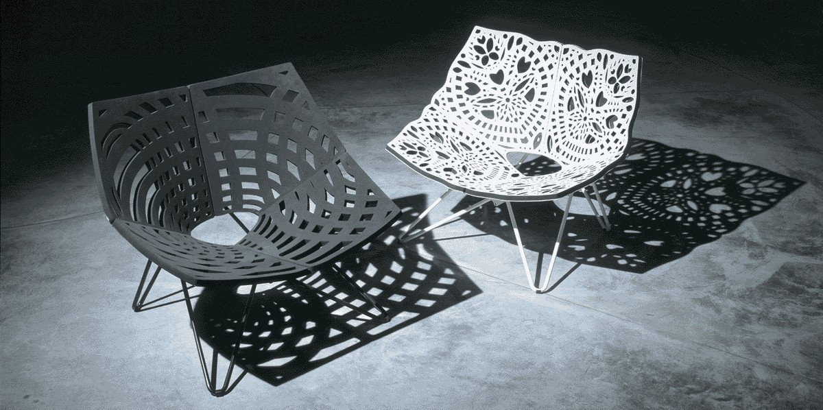 Louise Campbell. Prince Chair. 2002