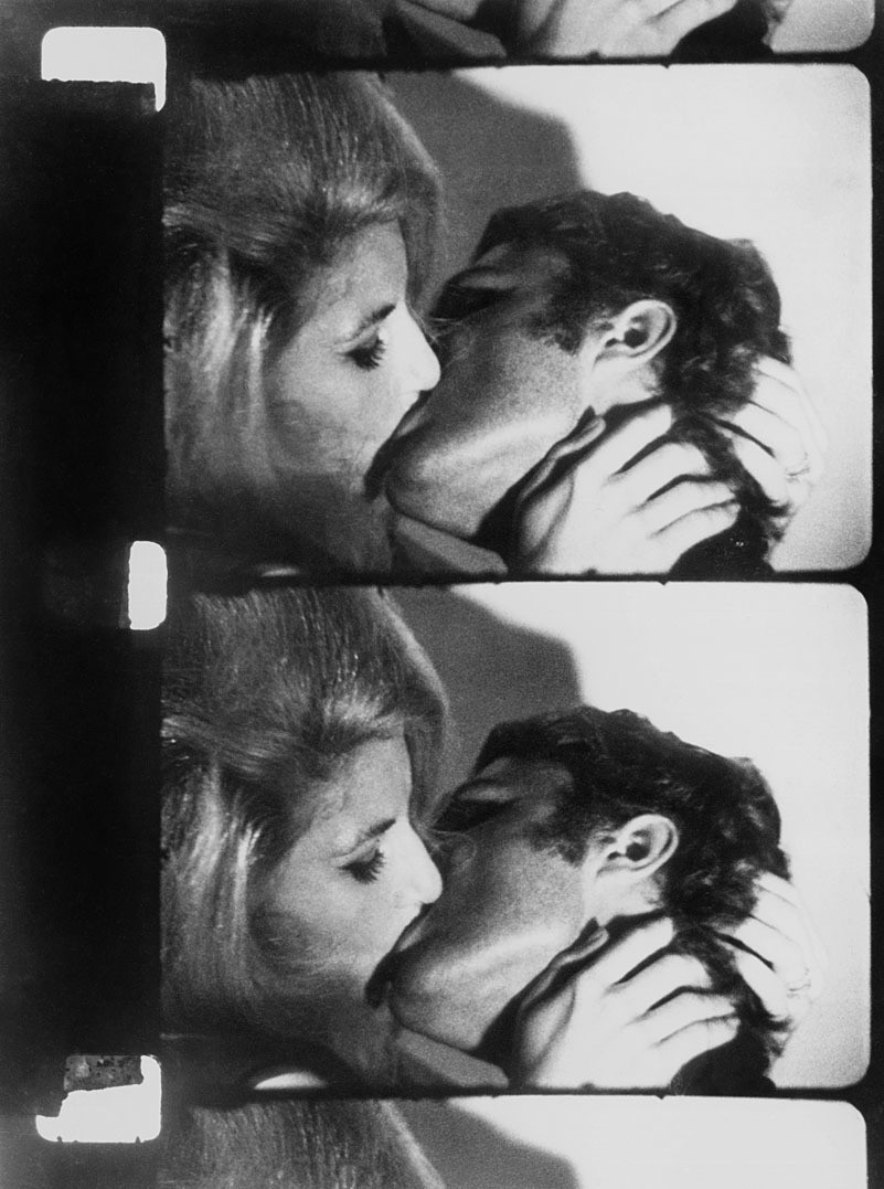Andy Warhol. Kiss. 1964