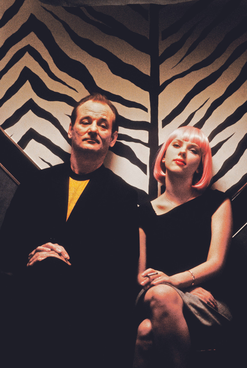 Sofia Coppola. Lost in Translation. 2003