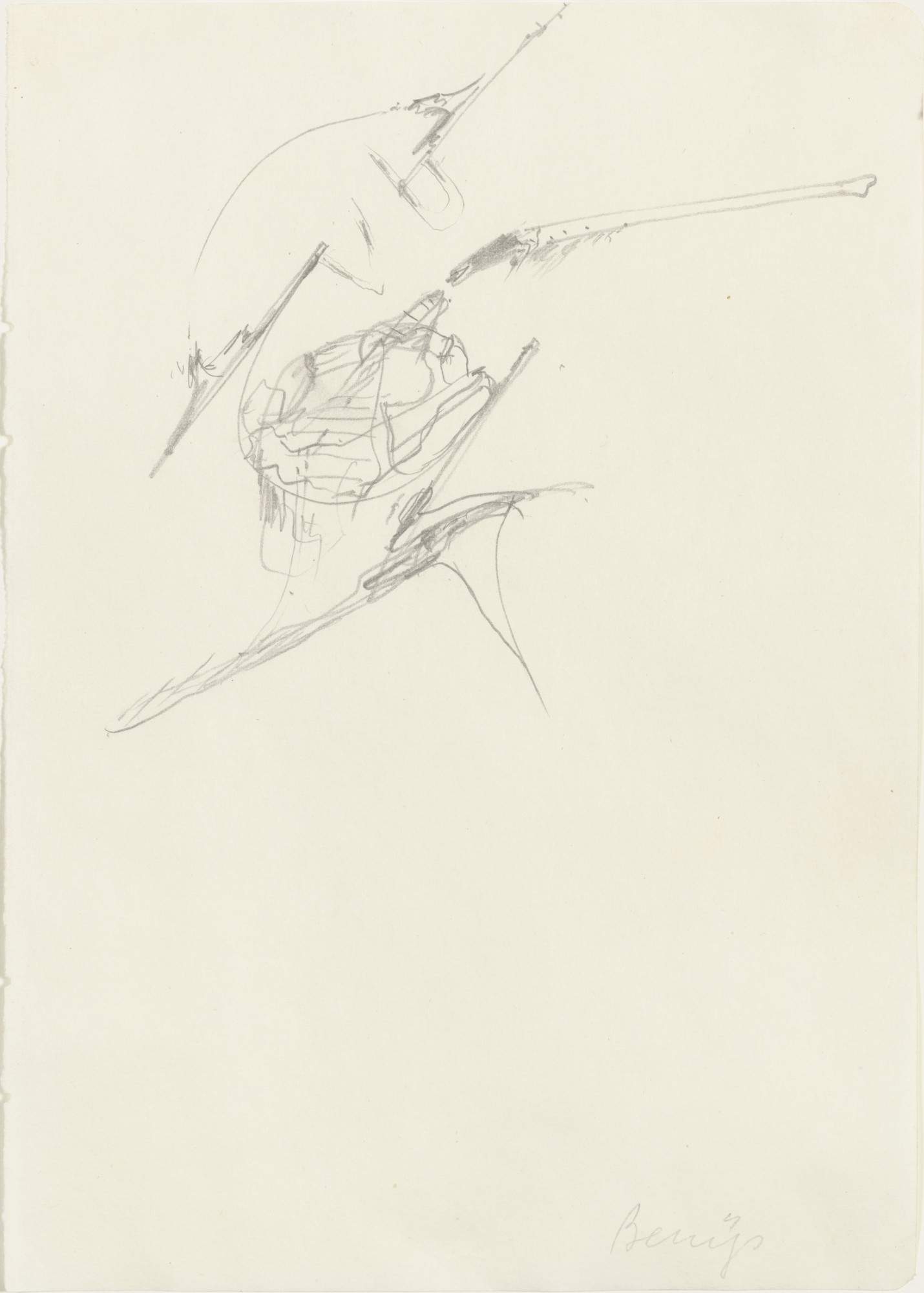 Joseph Beuys. Untitled. n.d.