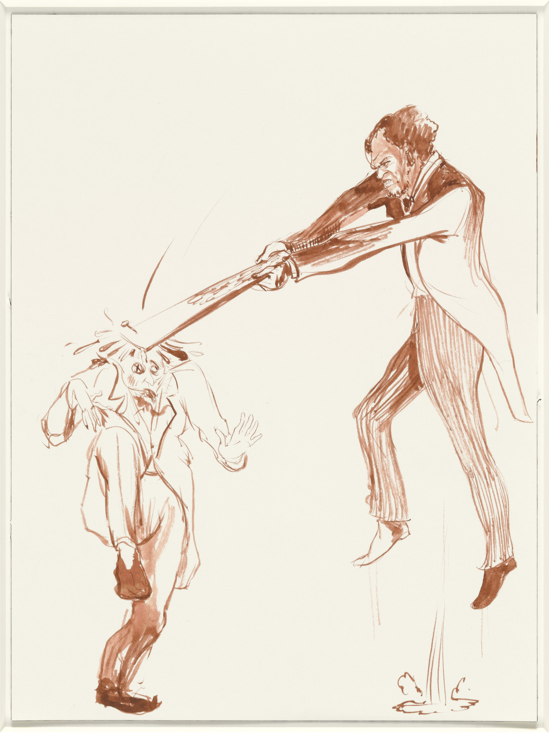 Kara Walker. Untitled. 2003