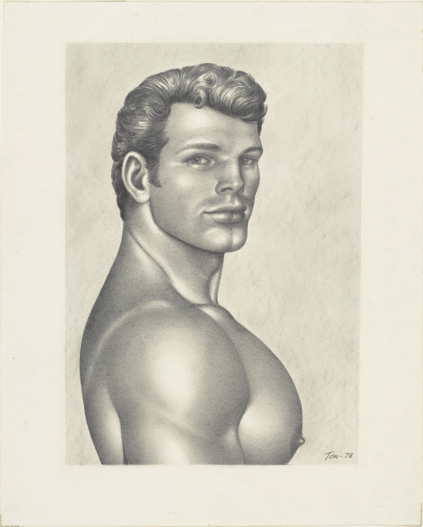 Tom of Finland. Untitled. 1978