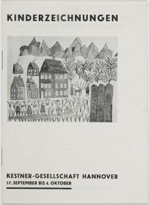 Kinderzeichnungen, Kestner-Gesellschaft Hannover