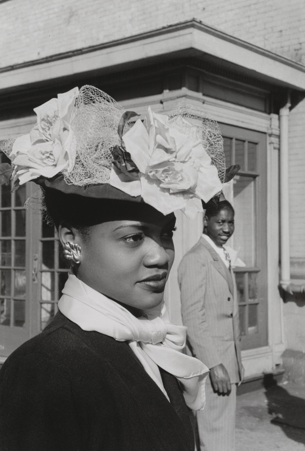 Henri Cartier-Bresson. Easter Sunday in Harlem, New York. 1947