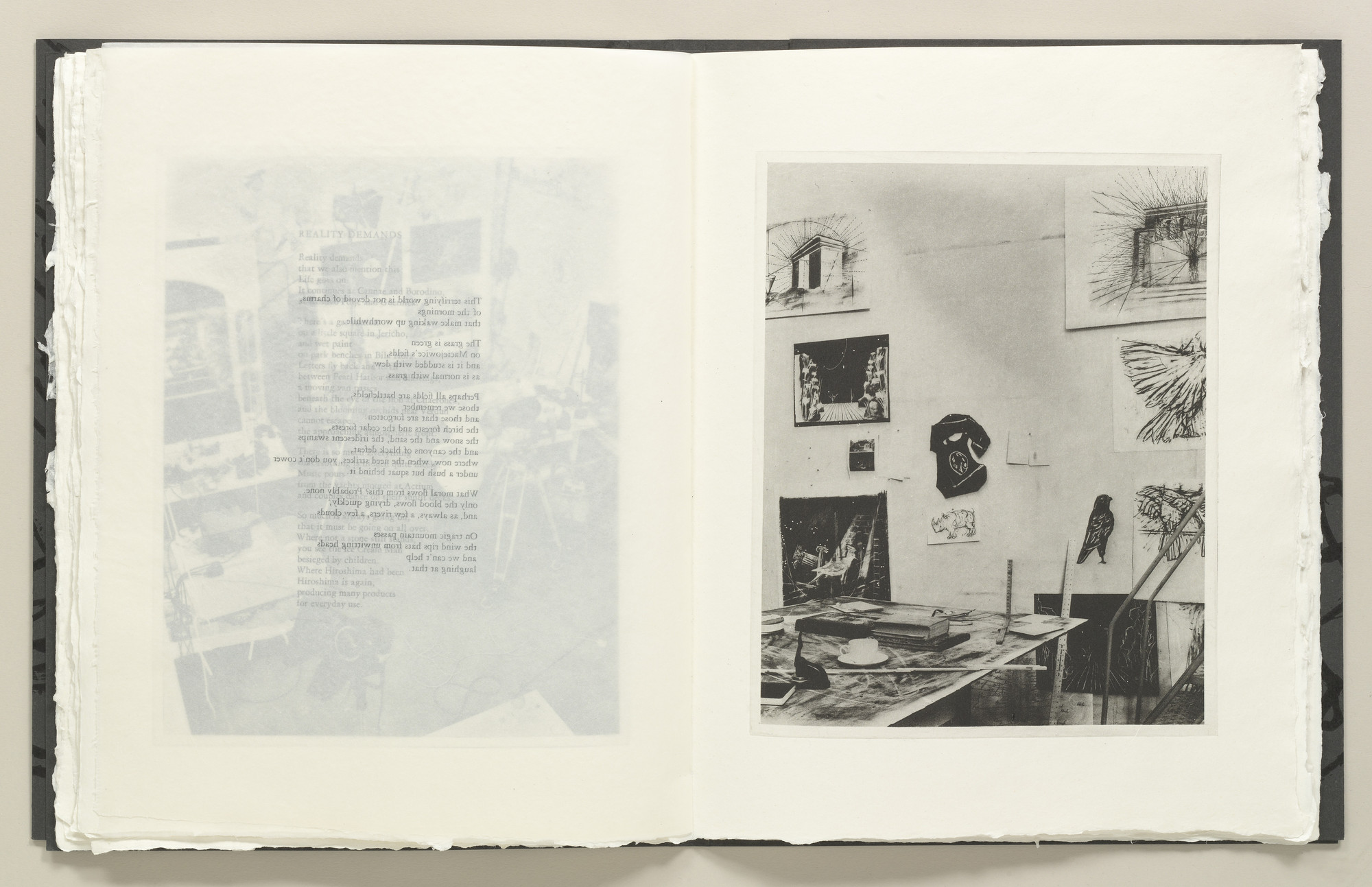 William Kentridge. Untitled from Receiver. 2006