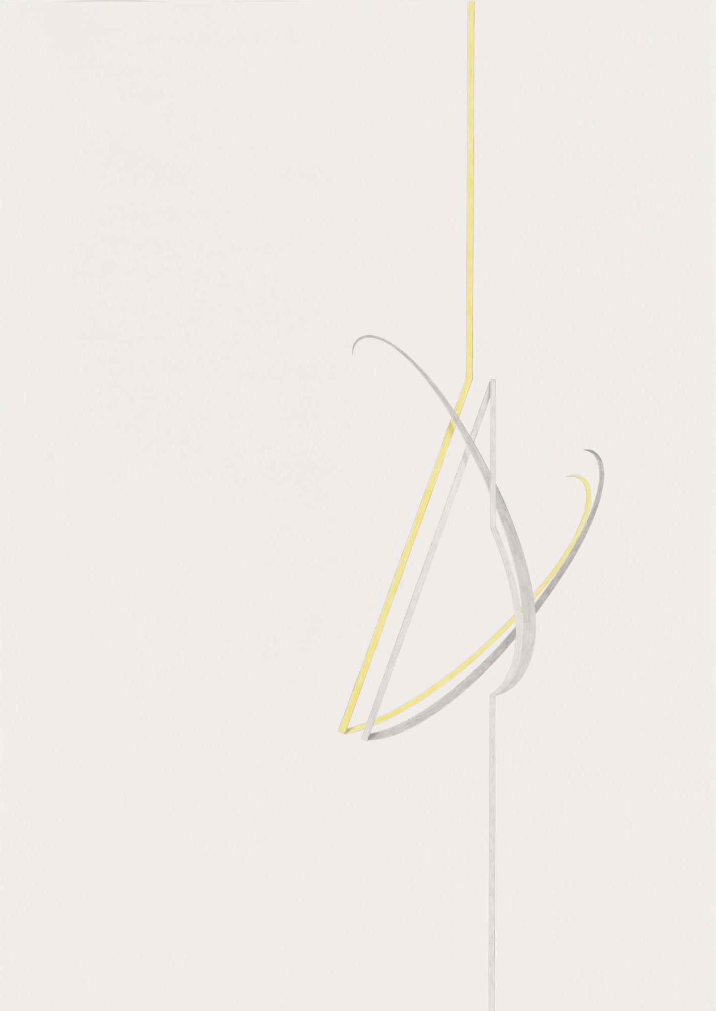 Tomma Abts. Untitled (#17). 2004