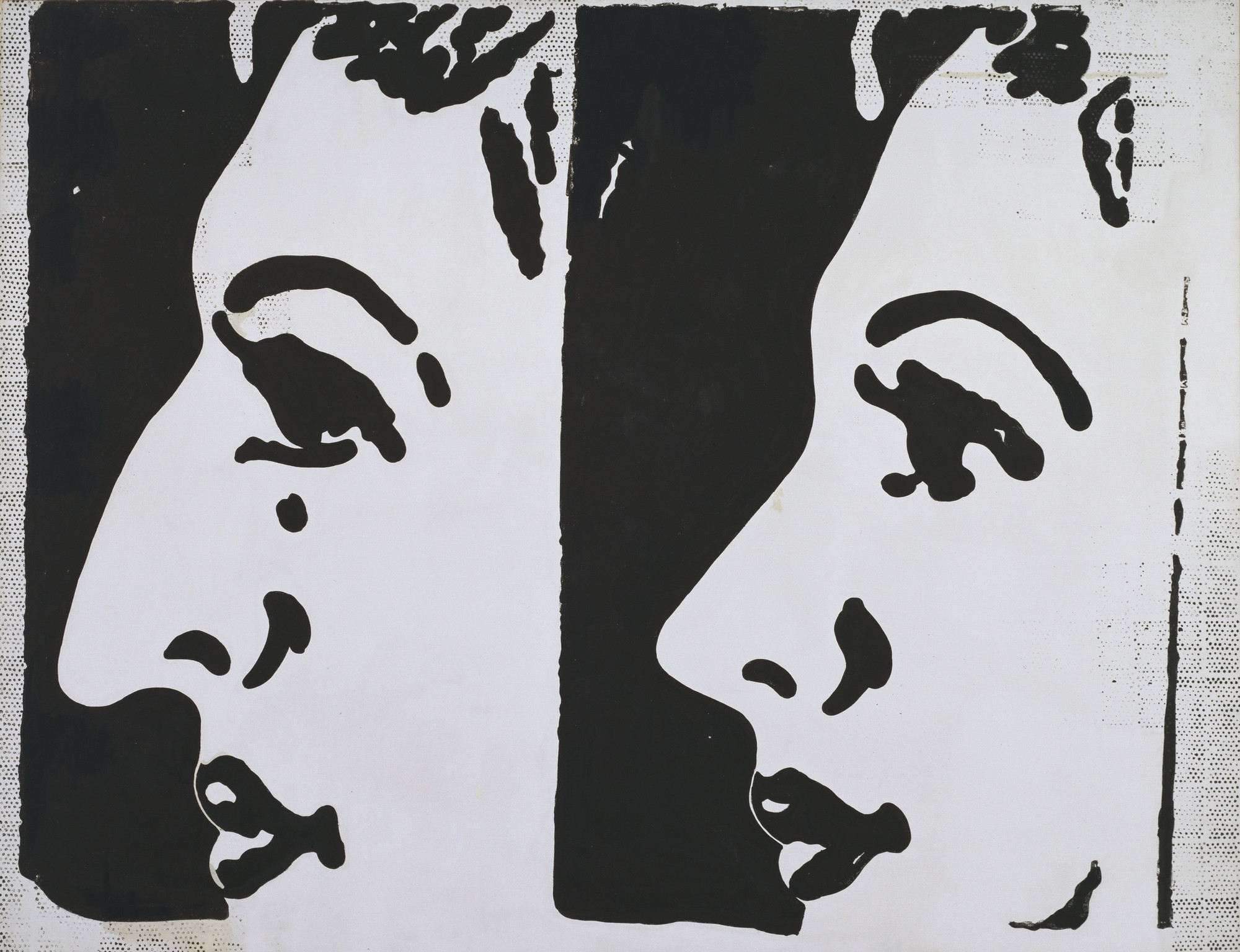 Andy Warhol. Before and After. 1961