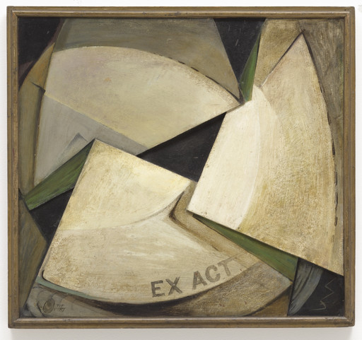 "John Covert. ""Ex Act"". 1919"
