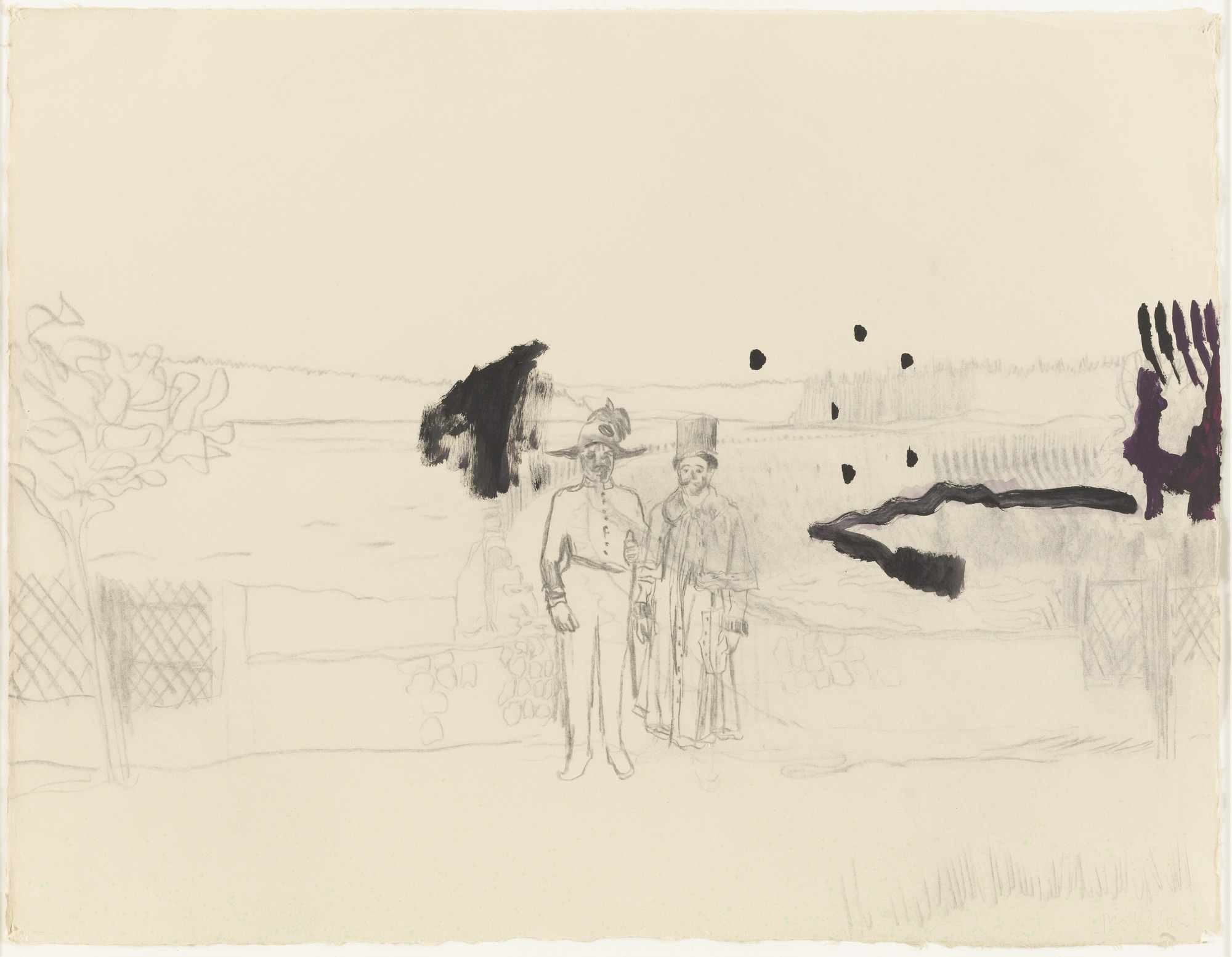Peter Doig. Untitled. 2002