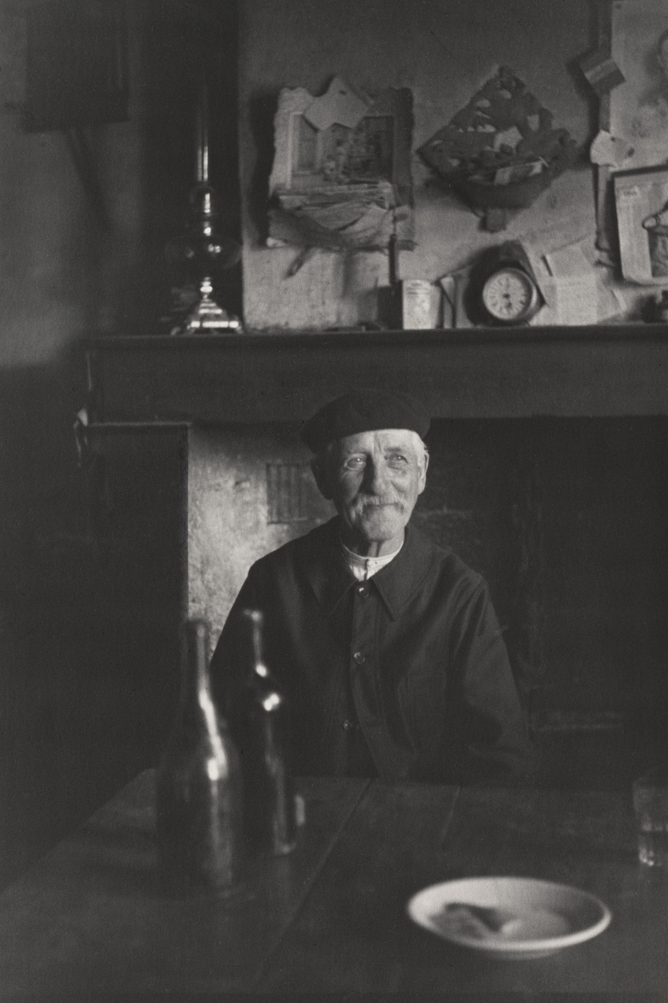 Henri Cartier-Bresson. Wine Grower of Touraine, France. 1946