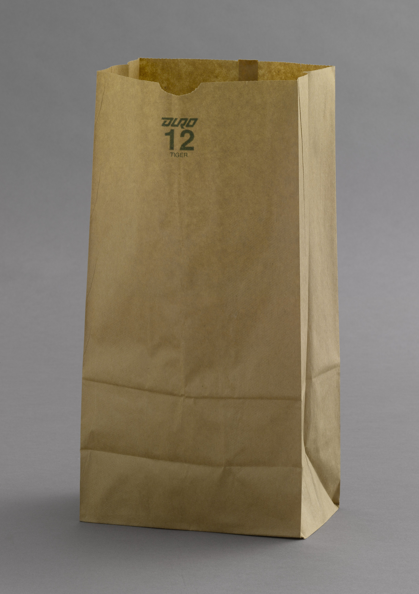 Margaret E. Knight, Charles B. Stilwell. Flat-Bottomed Paper Bag. Designed 1870s-1880s