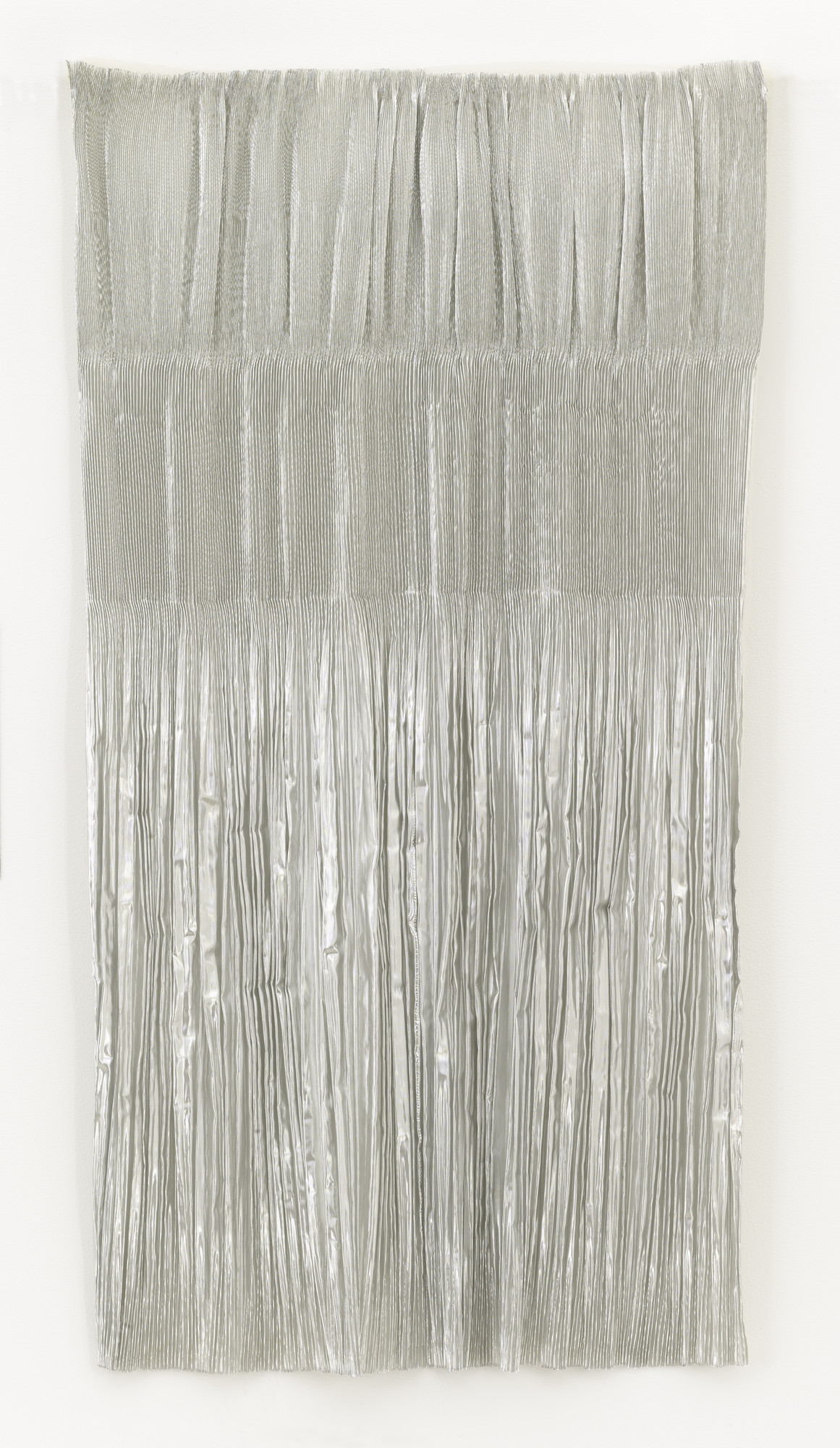 Junichi Arai. Triple-pleated PPS Fabric. 2004