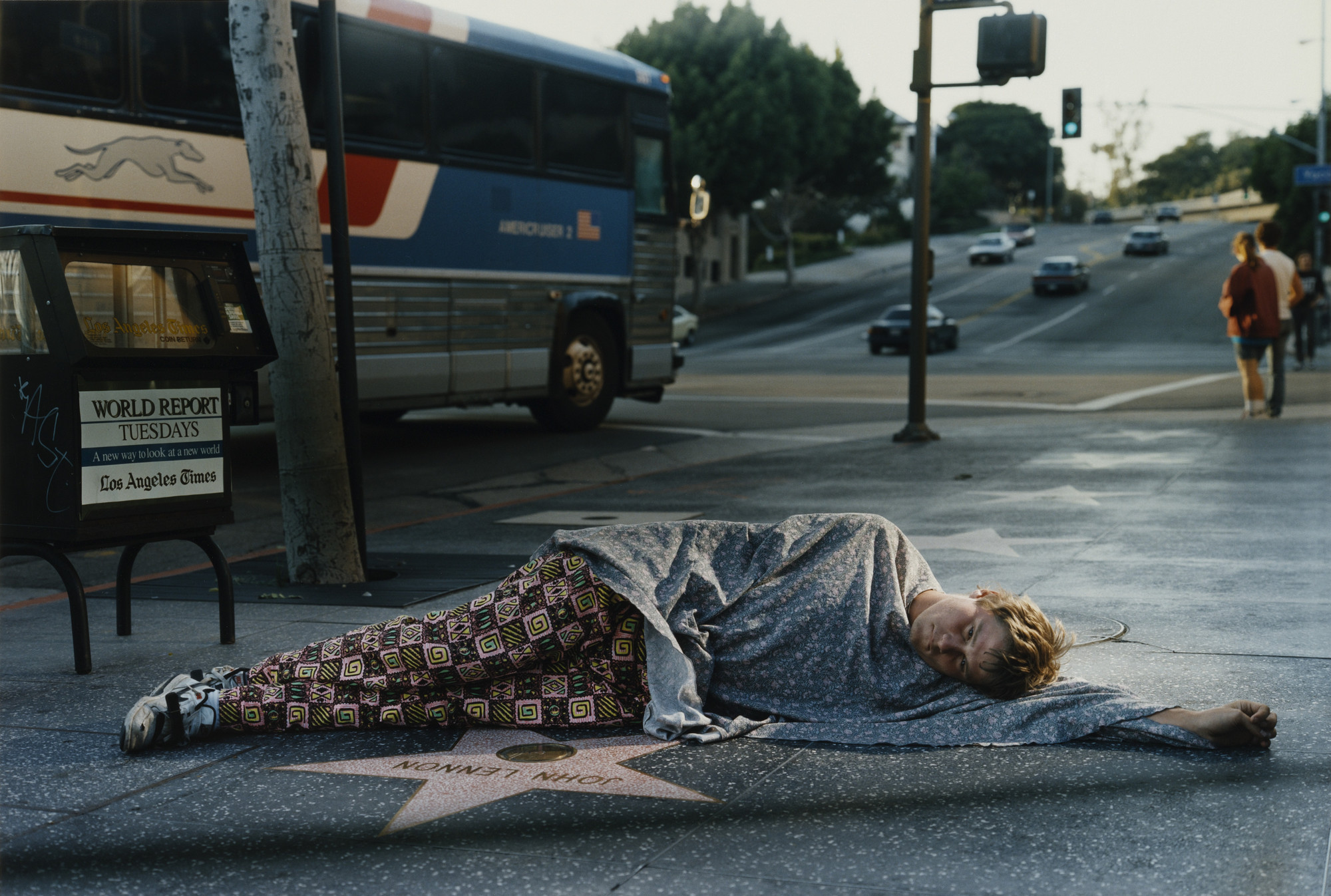 Philip-Lorca diCorcia. Major Tom; Kansas City, Kansas; $20. 1990-92