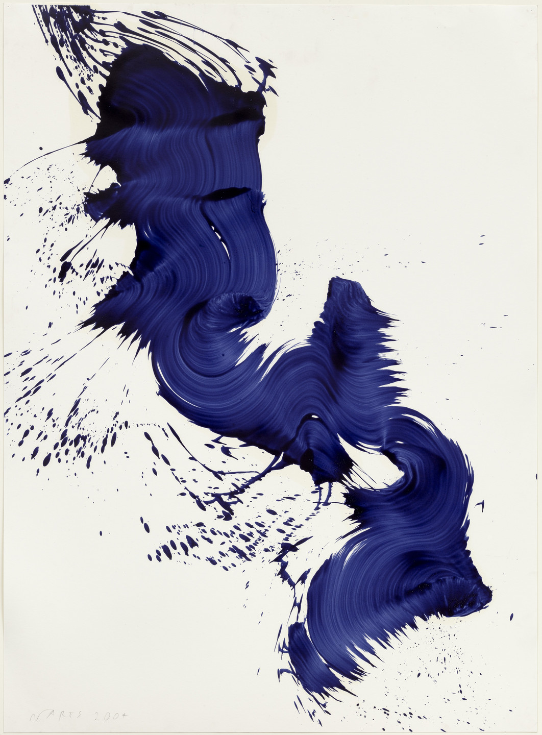 James Nares. Untitled. 2004