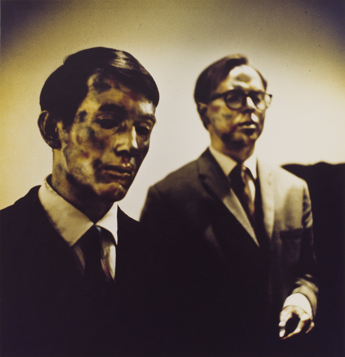 Gilbert & George. Great Expectations. 1972