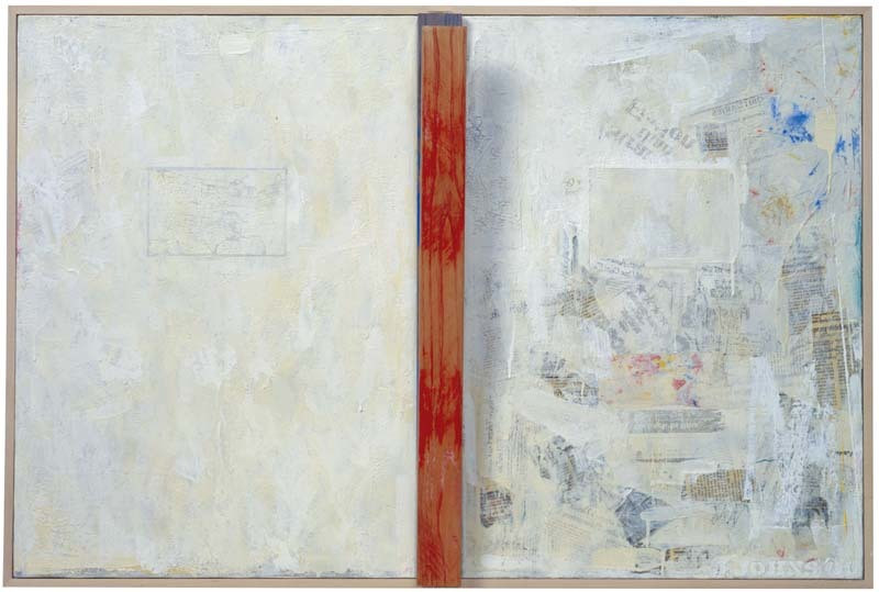 Jasper Johns. Untitled. 2006