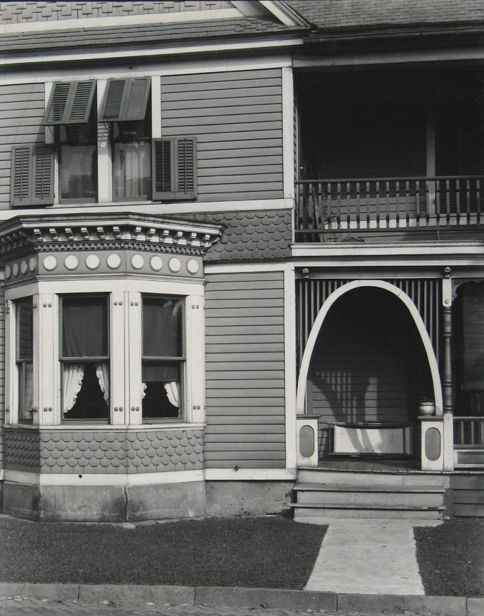 Ralph Steiner. Mechanicville, New York. 1939