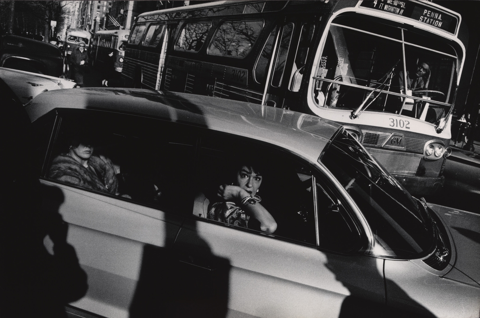 Garry Winogrand. Untitled. 1962