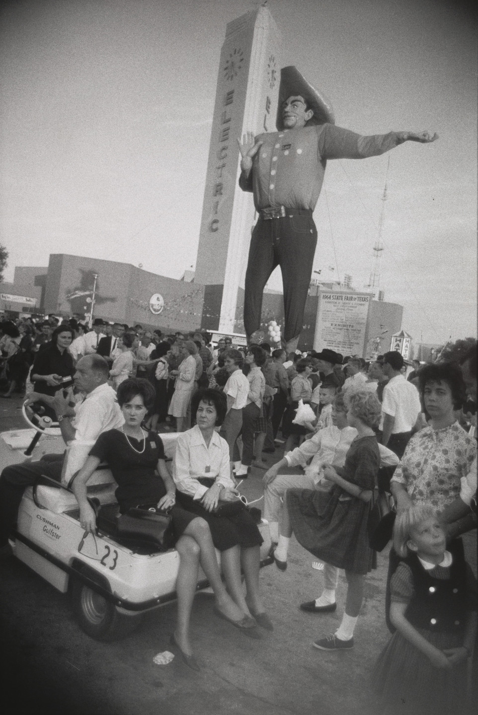 Garry Winogrand. Texas State Fair from Women are Beautiful. 1964