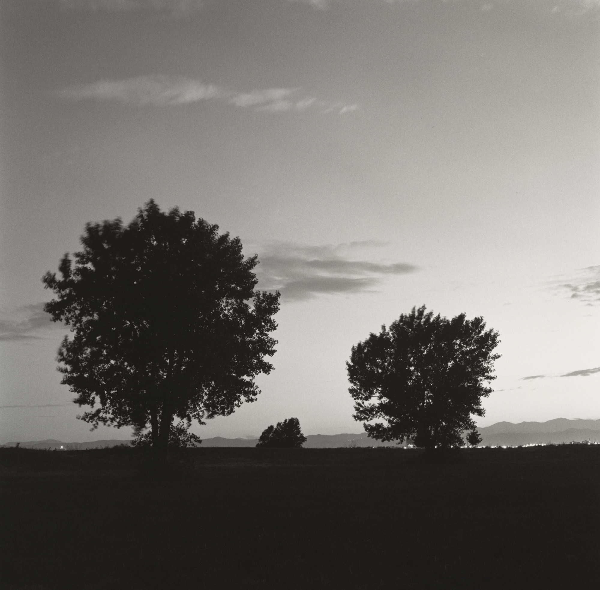 Robert Adams. Aurora, Colorado. 1979