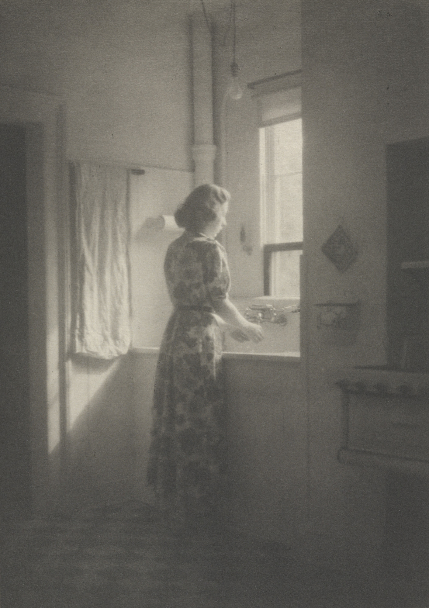 Paul L. Anderson. Sunday Morning. 1939