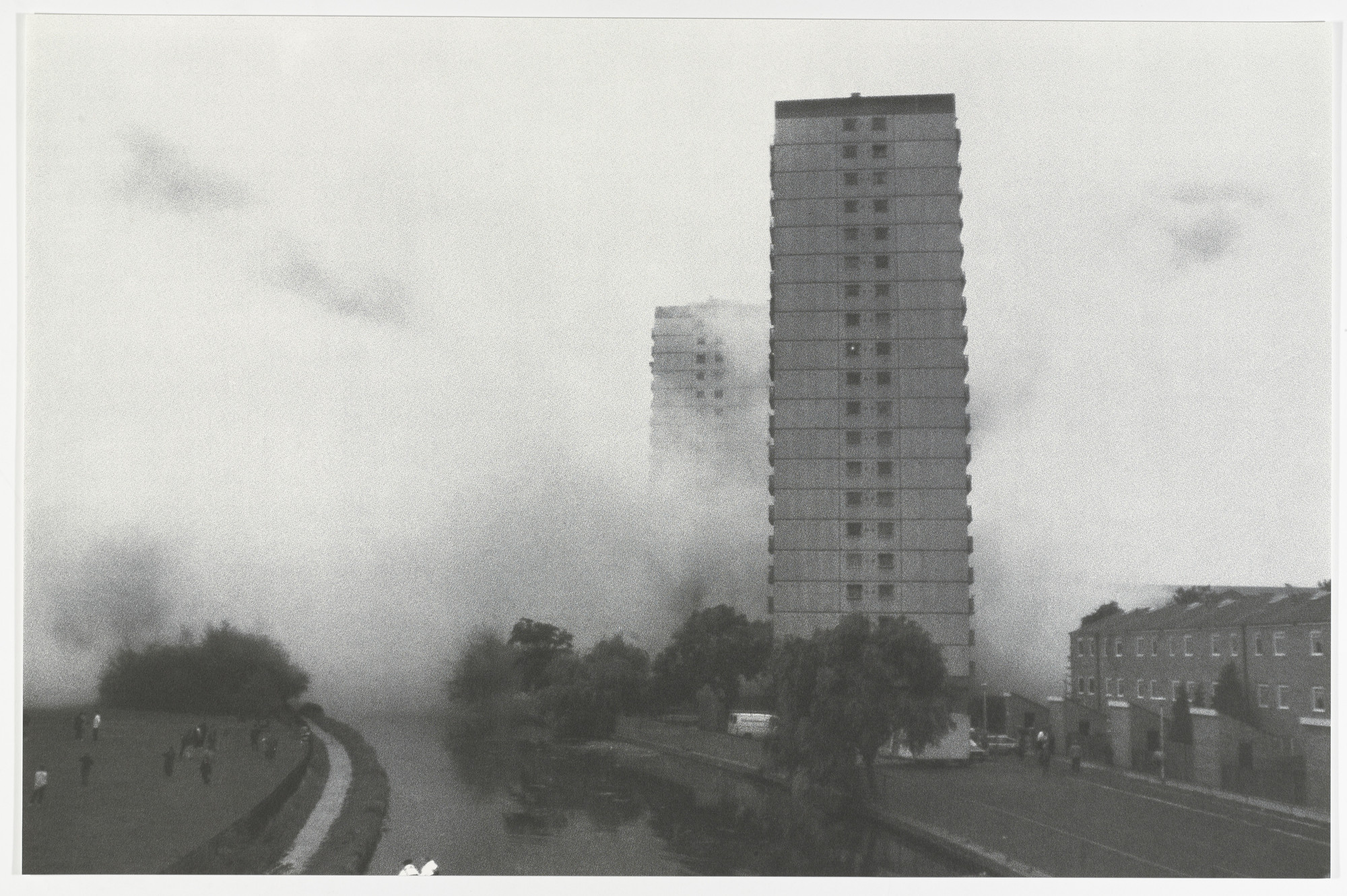 Rachel Whiteread. Untitled from Demolished. 1996