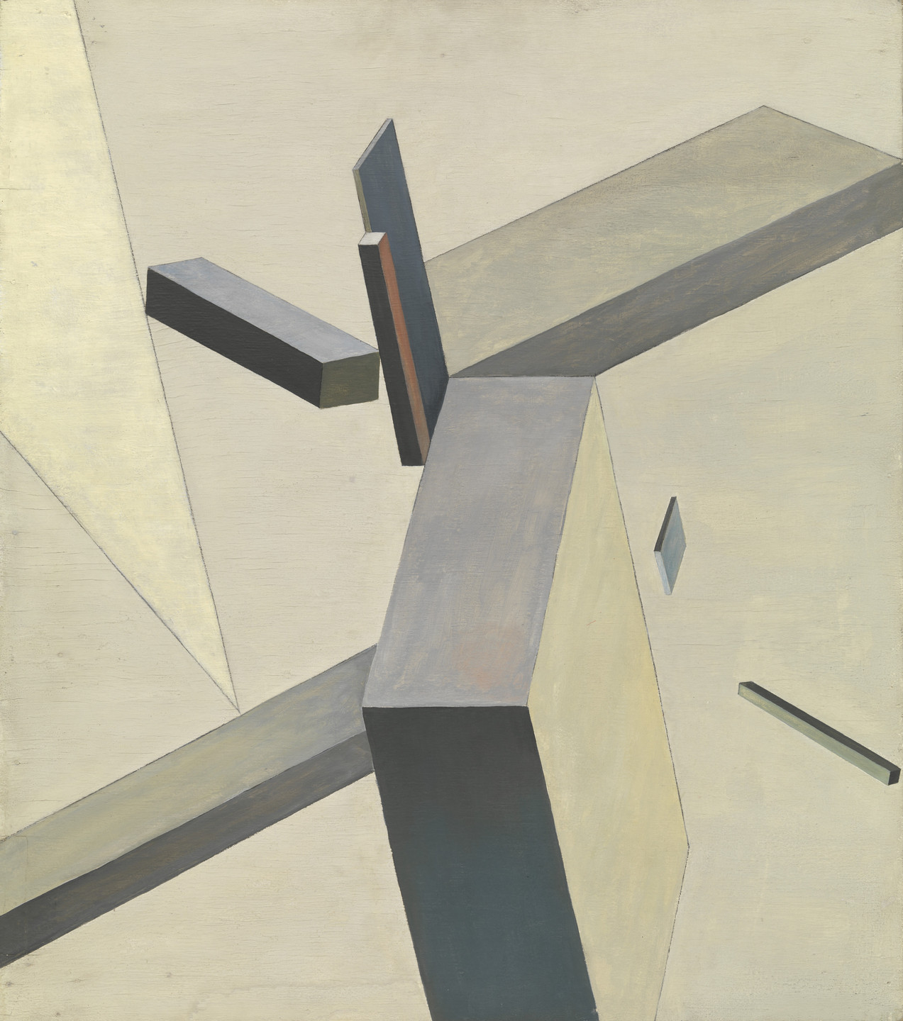 El Lissitzky. Composition. 1922