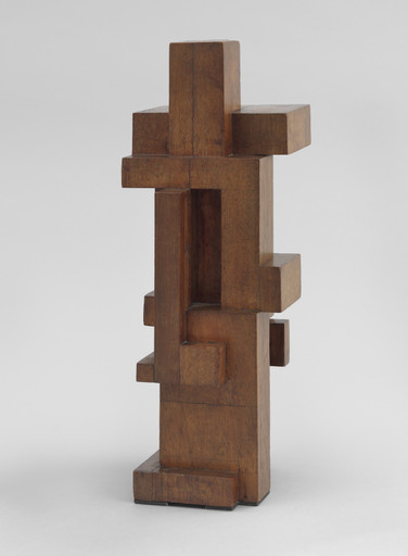 Georges Vantongerloo. Construction of Volume Relations. 1921