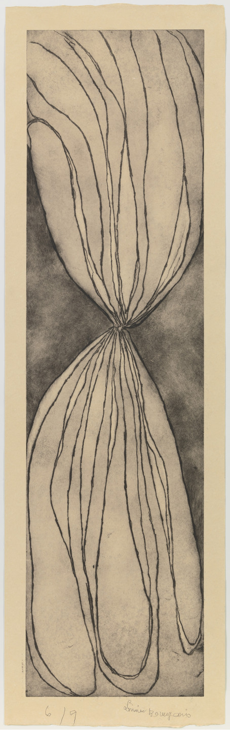 Louise Bourgeois. Opening Up. 2008