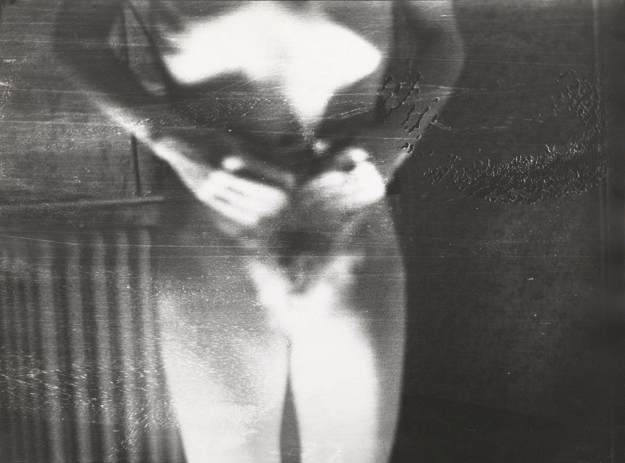 Sigmar Polke. Untitled from the series Paris. 1971
