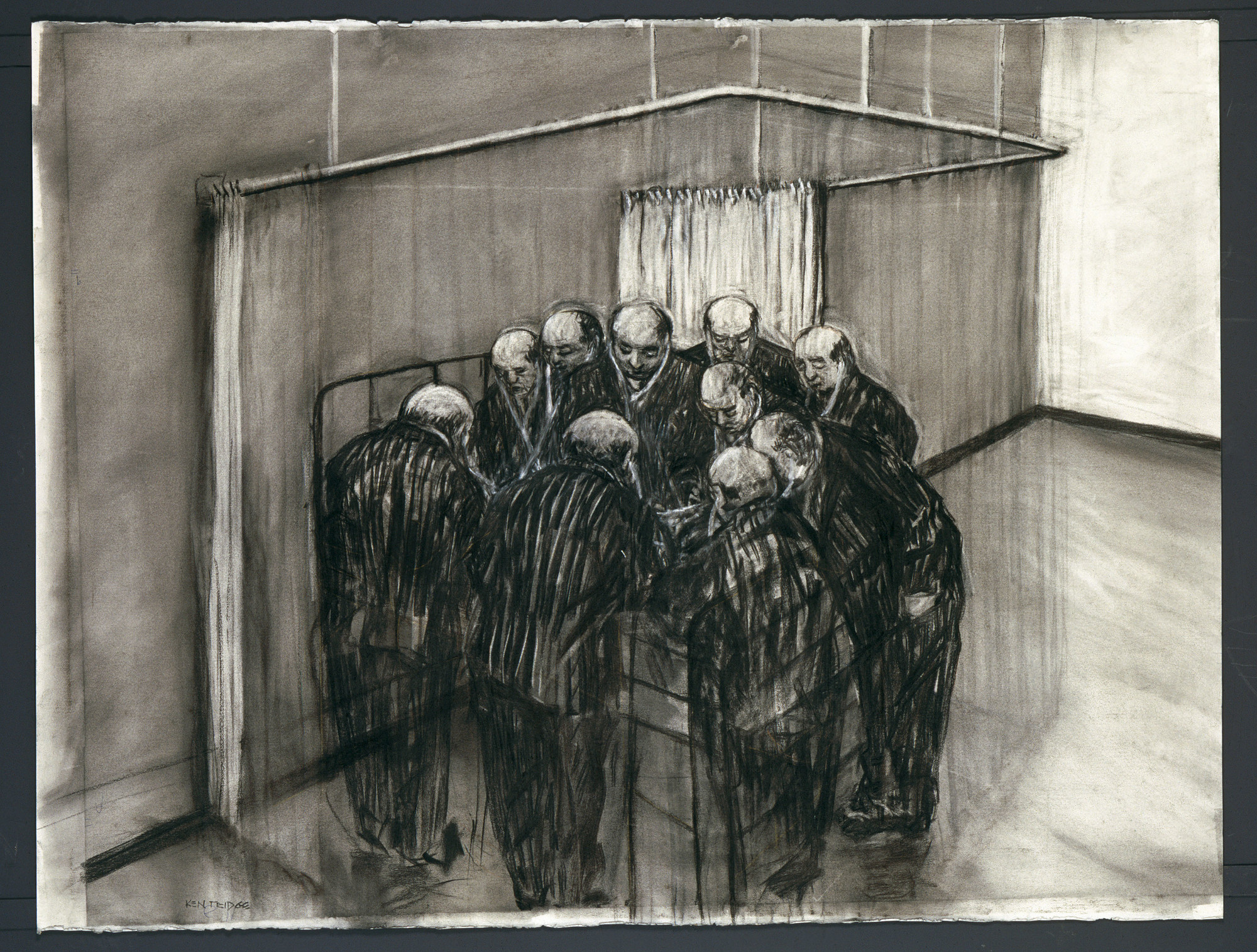 William Kentridge. History of the Main Complaint. 1996