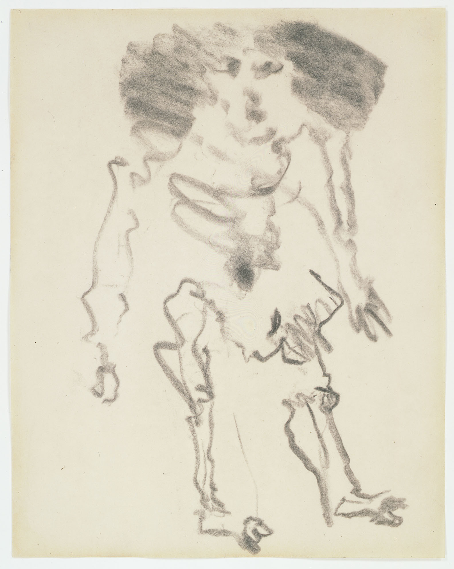 Willem de Kooning. Untitled. 1966
