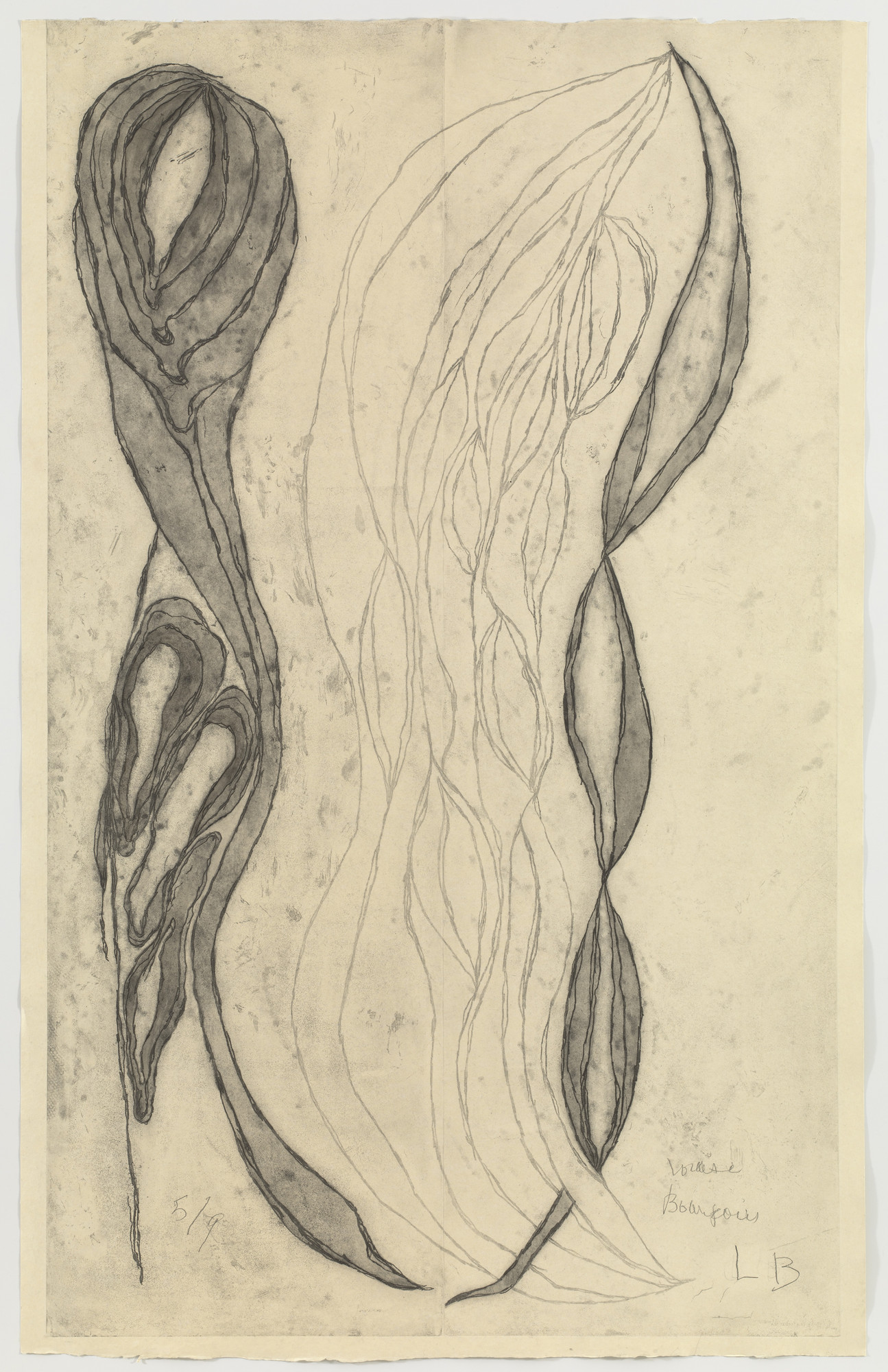 Louise Bourgeois. The Unfolding. 2007