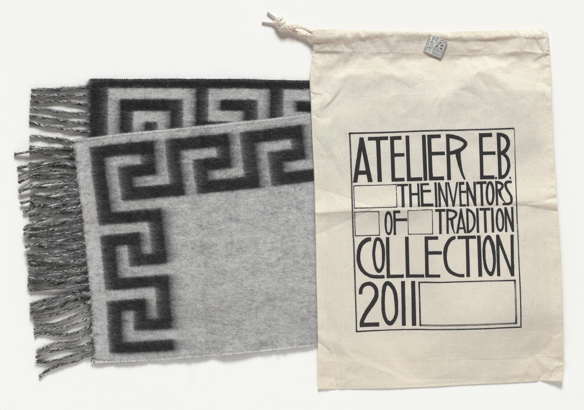 Atelier E.B, Panel, Lucy McKenzie, Beca Lipscombe, Catriona Duffy, Lucy McEachan. The Inventors of Tradition Limited Edition Collection. 2011