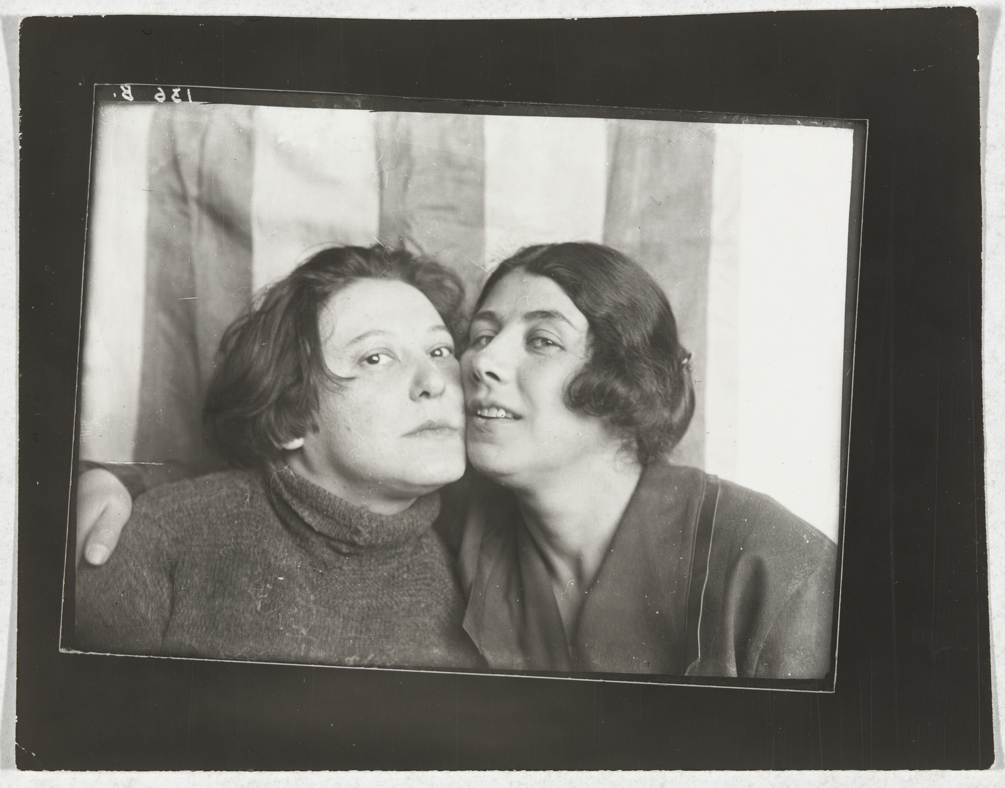 Aleksandr Rodchenko. Untitled (Varvara Stepanova and Lyubov Popova). 1924