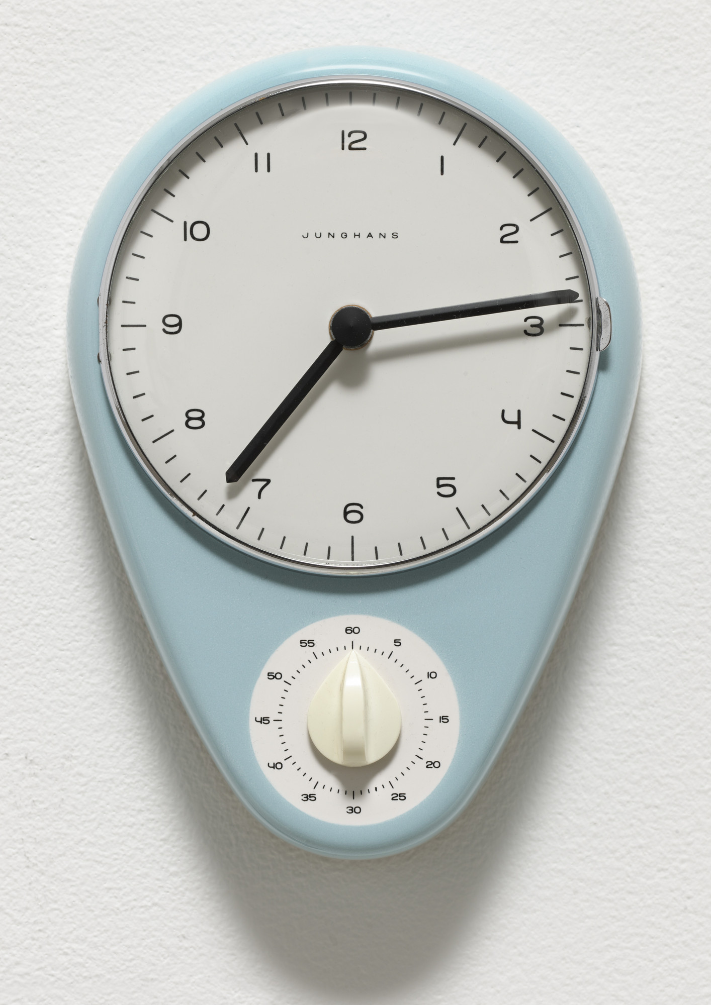 max bill kitchen clock 1956 57 - Kitchen Clock