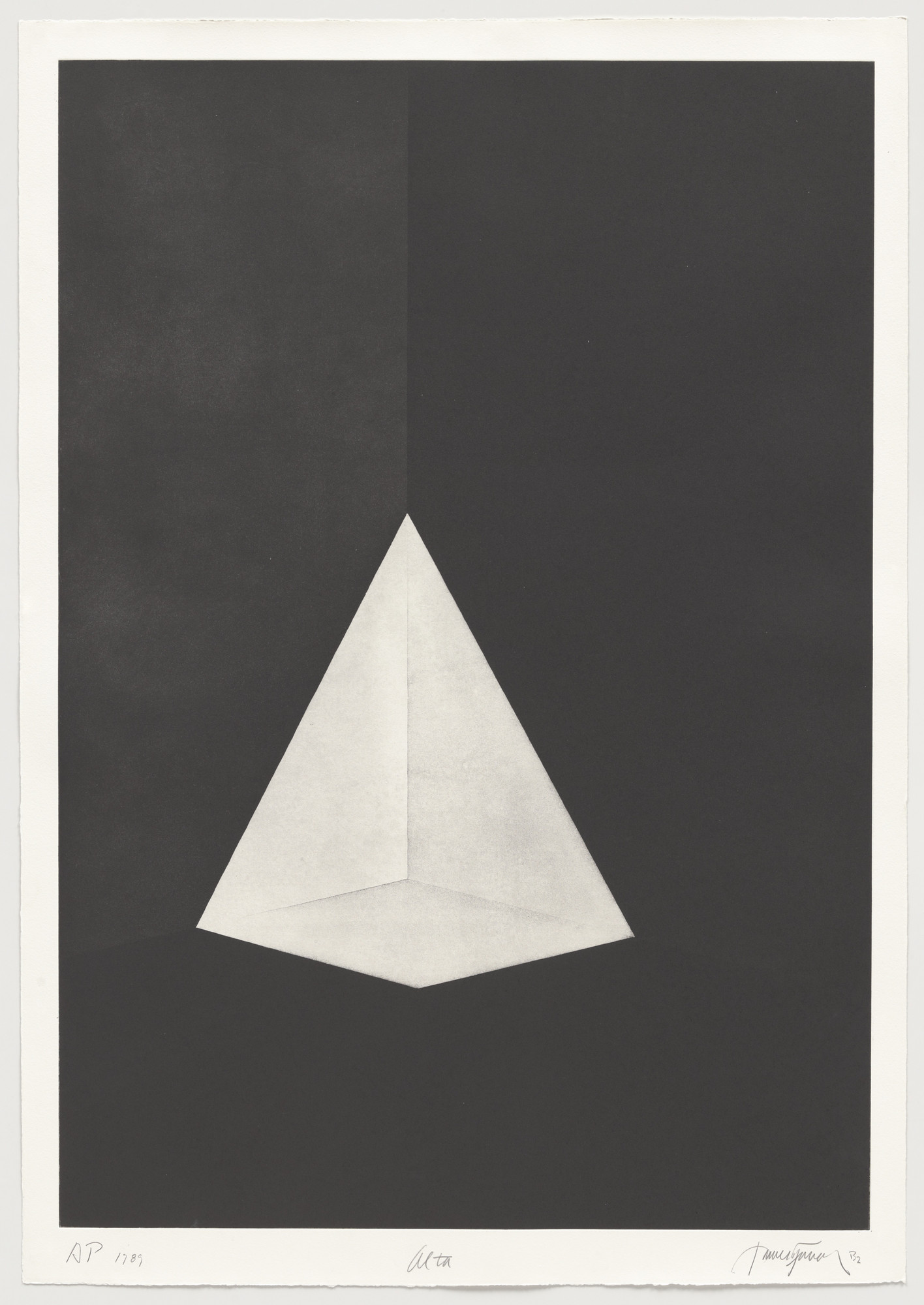 James Turrell. Alta from First Light. 1989-90
